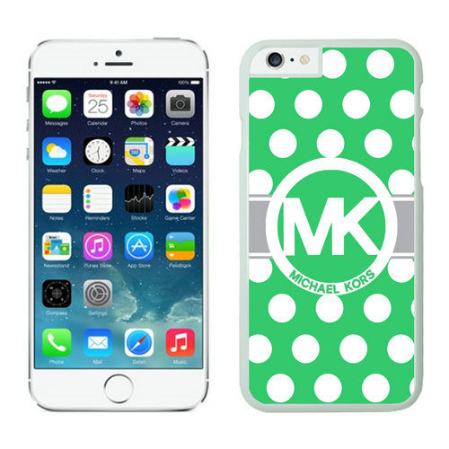 Michael Kors iPhone 6 White80