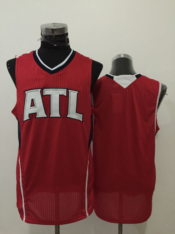 Hawks Red New Revolution 30 Jersey