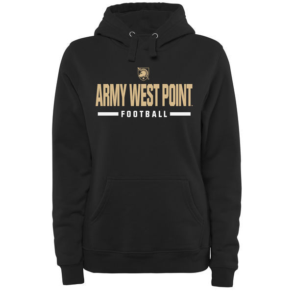 Army West Point Black Knights Team Logo College Pullover Hoodie11