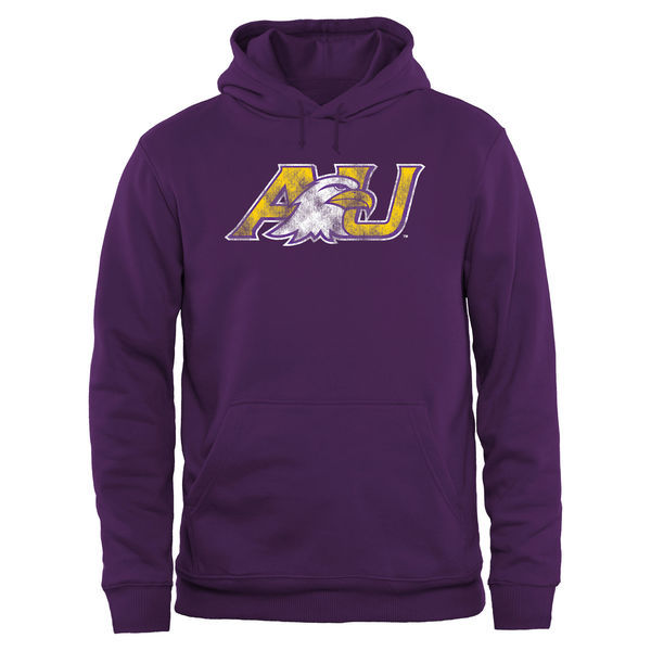 Ashland Eagles Team Logo Purple College Pullover Hoodie3