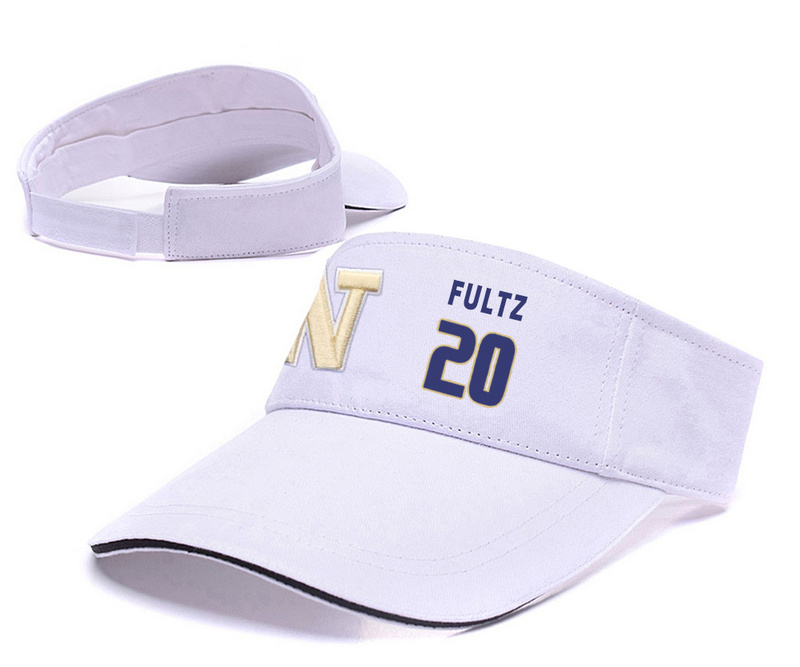 Washington Huskies 20 Markelle Fultz White College Basketball Adjustable Visor