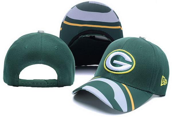 Packers Team Logo Green Adjustable Hat