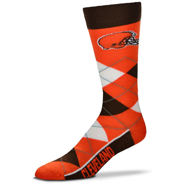 Cleveland Browns Team Logo NFL Socks