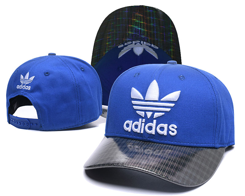 Adidas Originals Blue Snapback Adjustable Hat GS