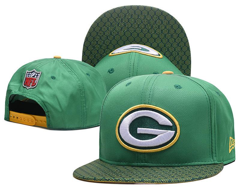 Packers Team Logo Green Adjustable Hat XDF
