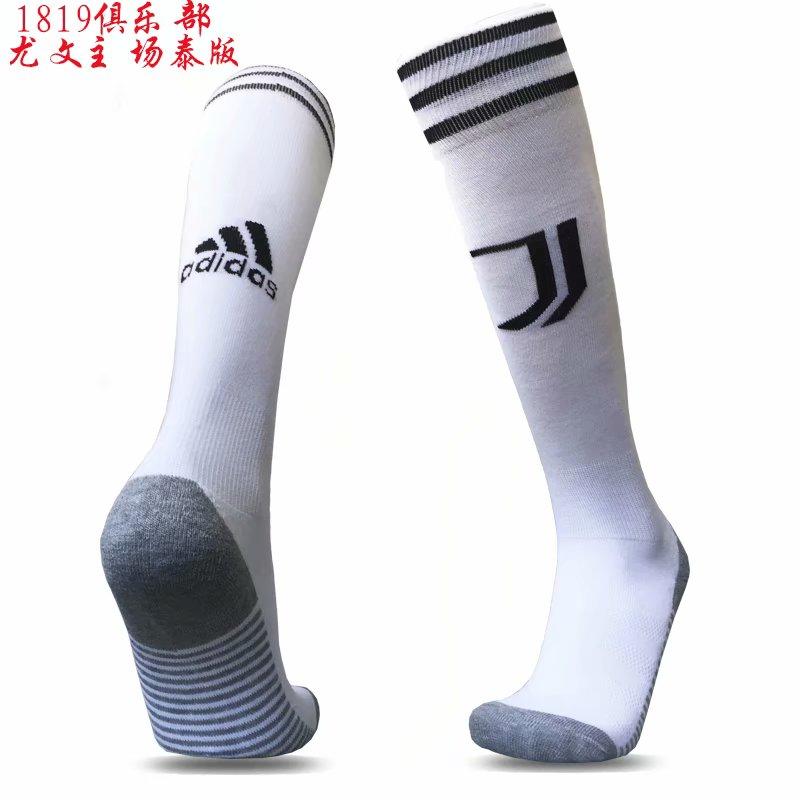 2018-19 Juventus Home Soccer Socks