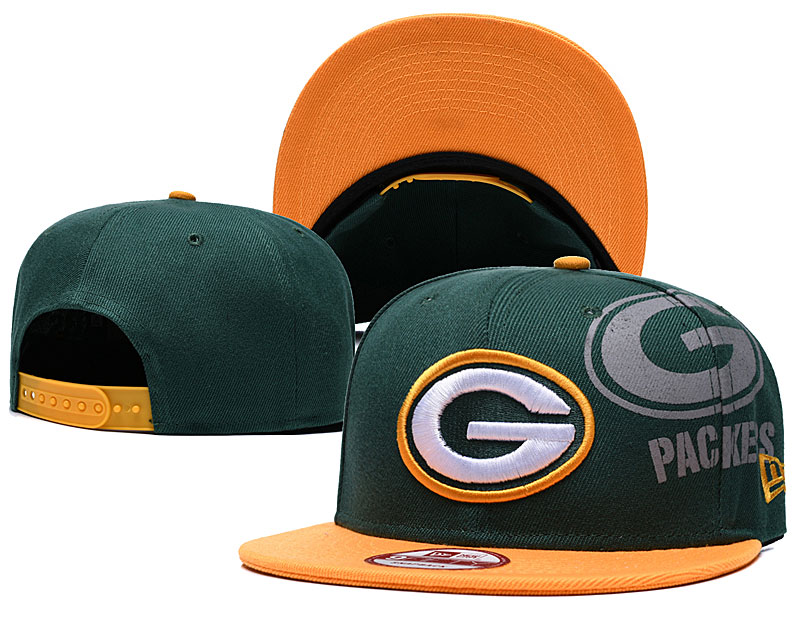 Packers Fresh Logo Green Adjustable Hat GS