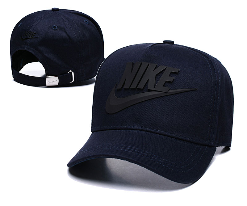 Nike Classic Navy Peaked Adjustable Hat TX