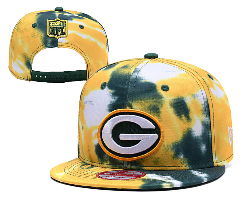 Packers Fresh Logo Fashion Adjustable Hat YD
