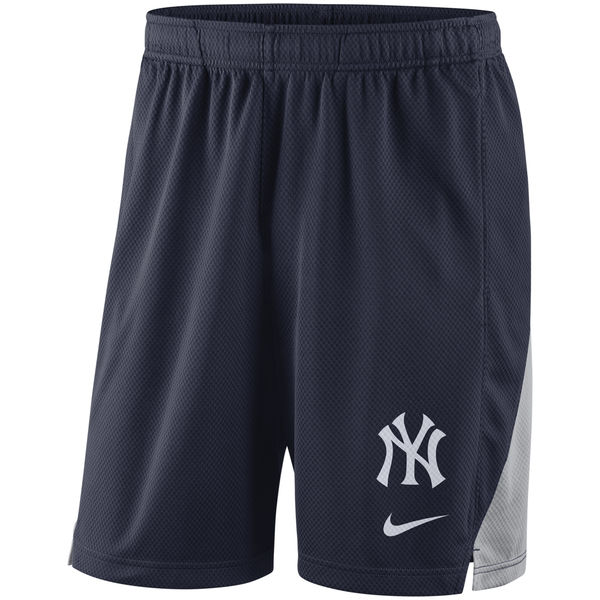 Men's New York Yankees Nike Navy Franchise Performance Shorts