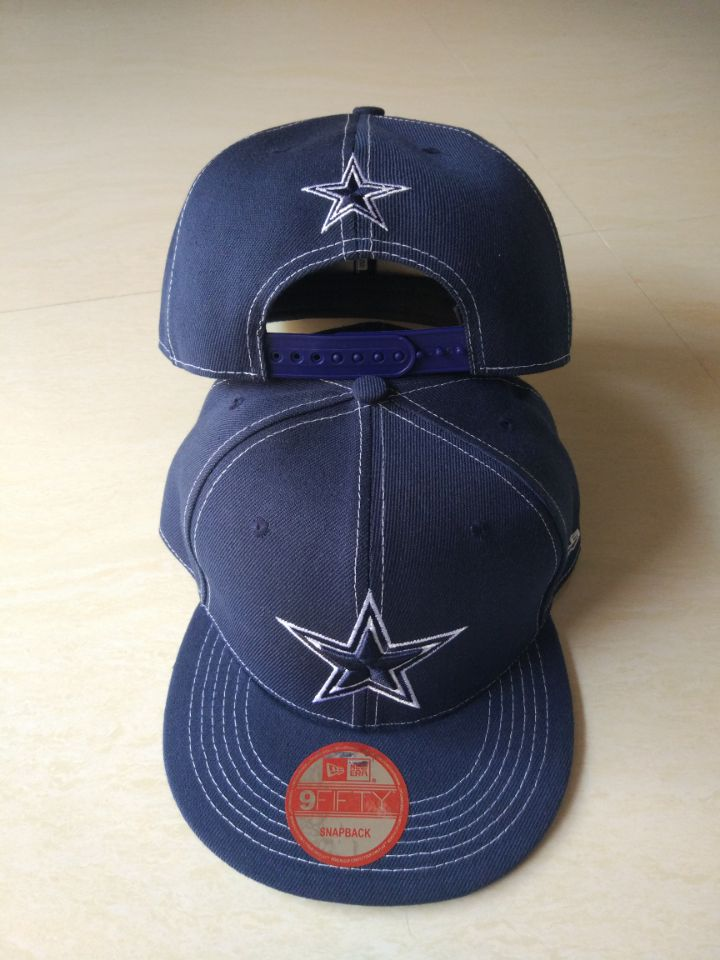 Cowboys Team Logo Adjustable Hat LT