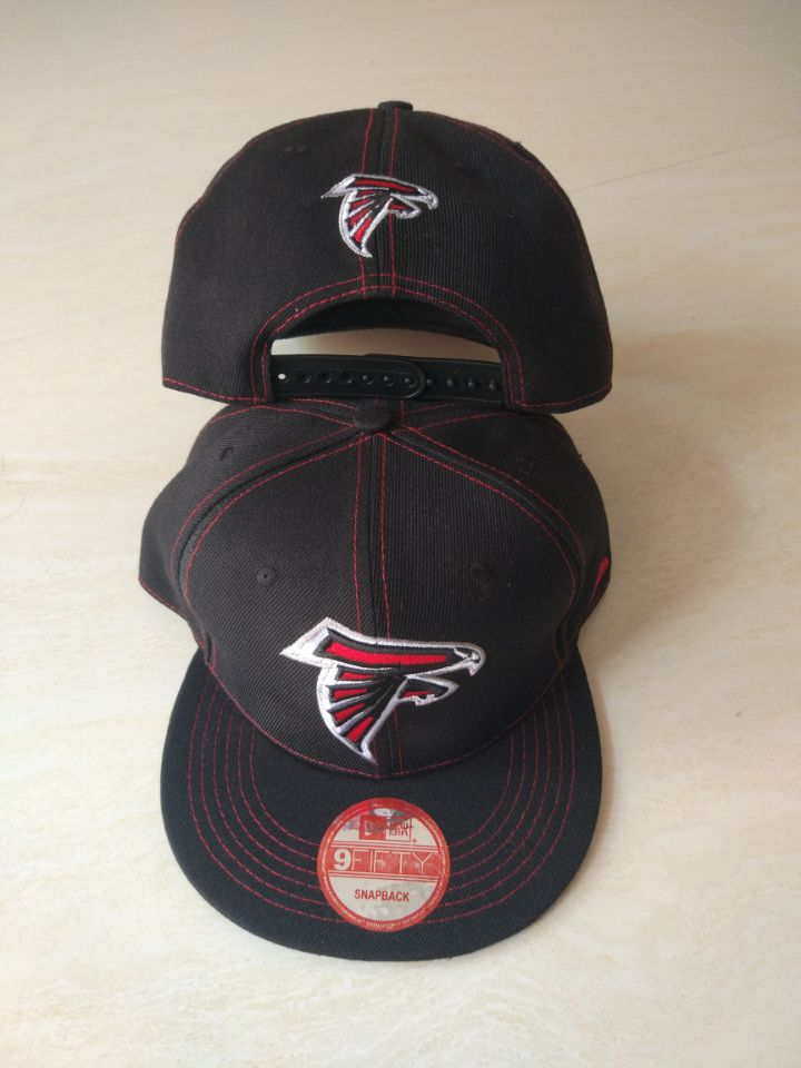 Falcons Team Logo Adjustable Hat LT