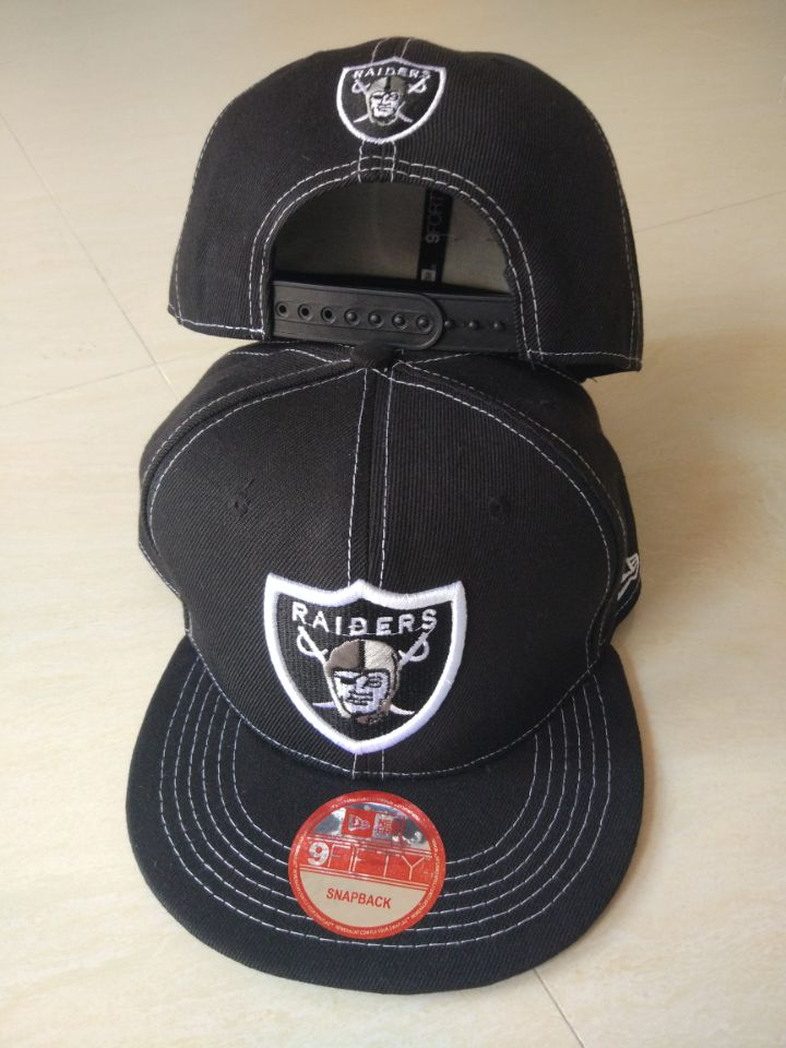 Raiders Team Logo Adjustable Hat LT