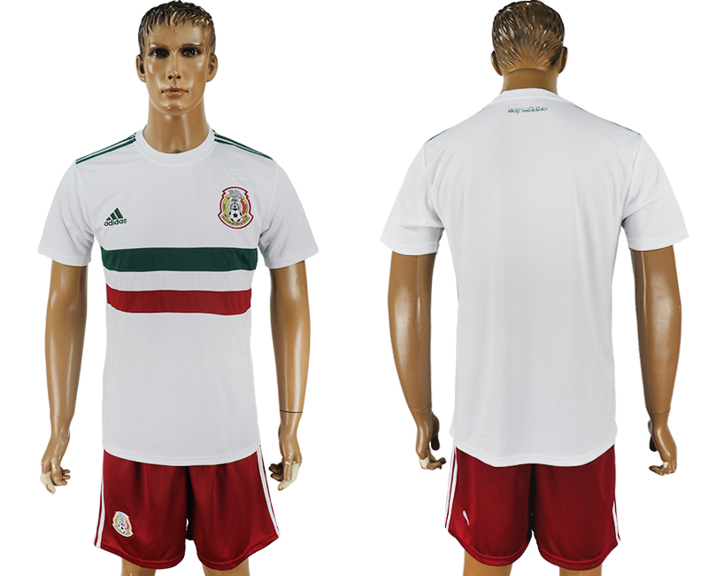 Mexico Away 2018 FIFA World Cup Soccer Jersey