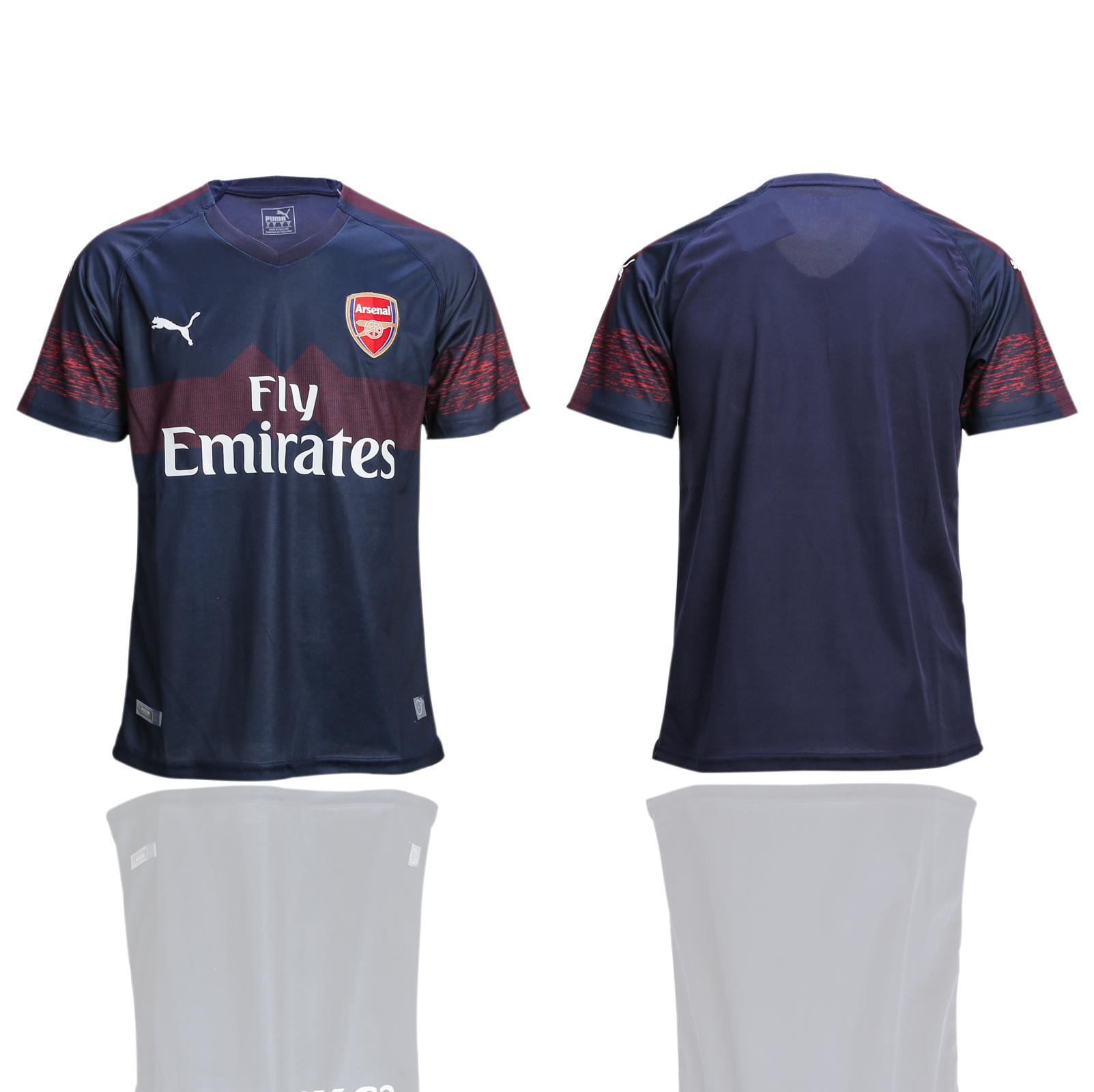 80000f140a6 2018-19 Arsenal Away Thailand Soccer Jersey