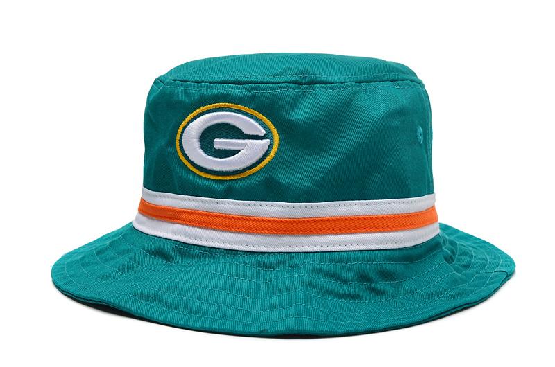 Packers Team Logo Green Wide Brim Hat LX