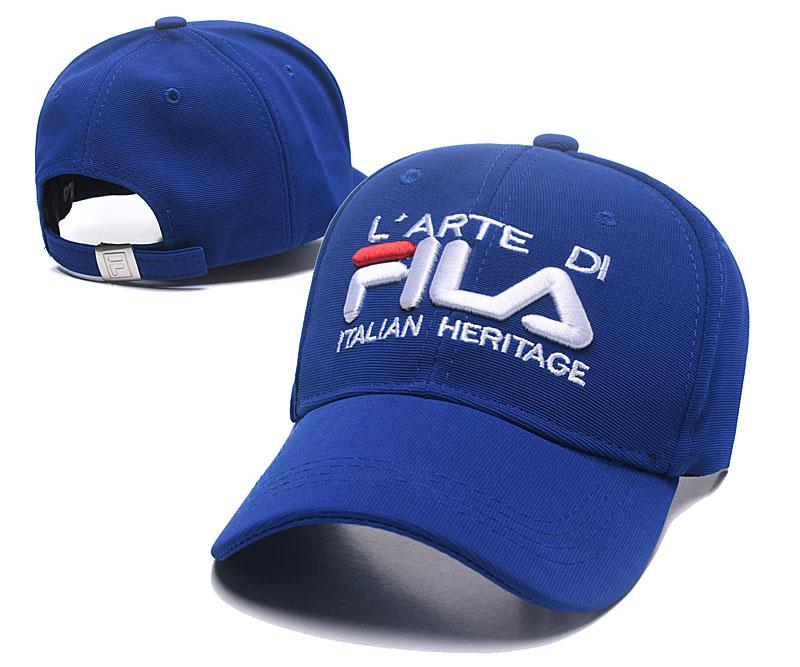 Fila Italian Heritage Royal Sports Peaked Adjustable Hat SG