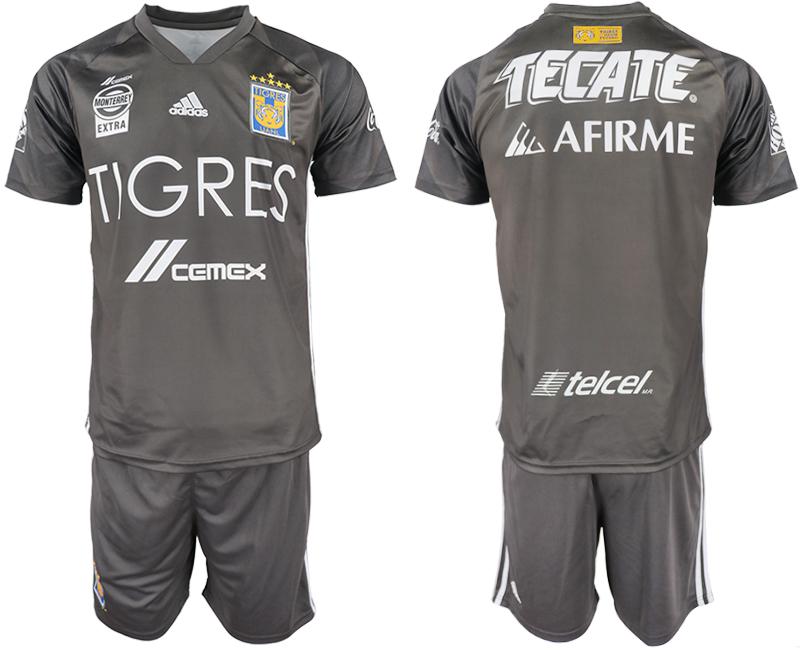 2018-19 Tigres UANL Third Away Soccer Jersey