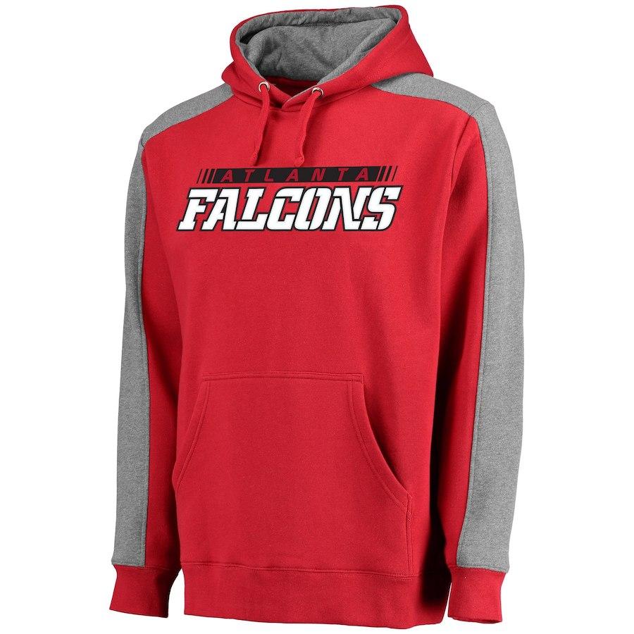 Arizona Cardinals NFL Pro Line Westview Pullover Hoodie Red