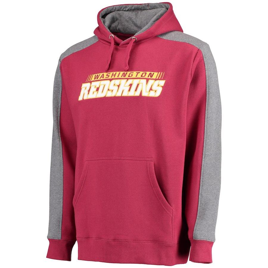 Washington Redskins NFL Pro Line Westview Pullover Hoodie Red