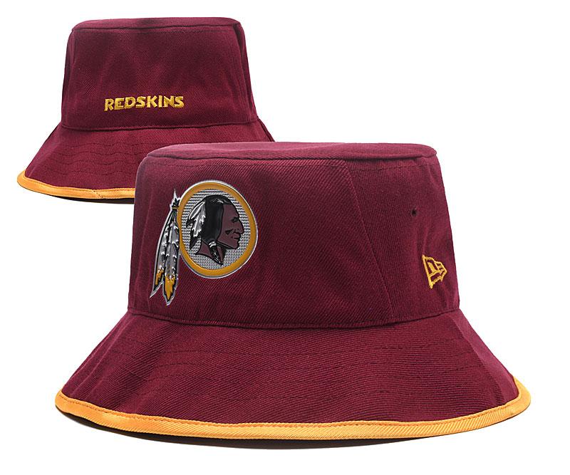 Redskins Team Logo Red Wide Brim Hat YD
