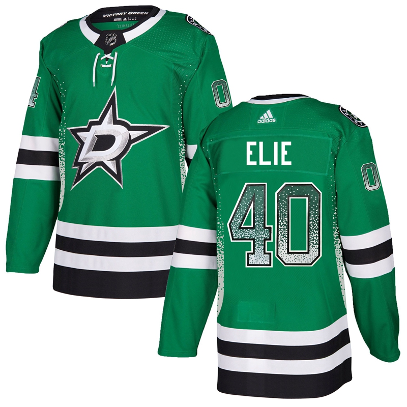 Stars 40 Remi Elie Green Drift Fashion Adidas Jersey