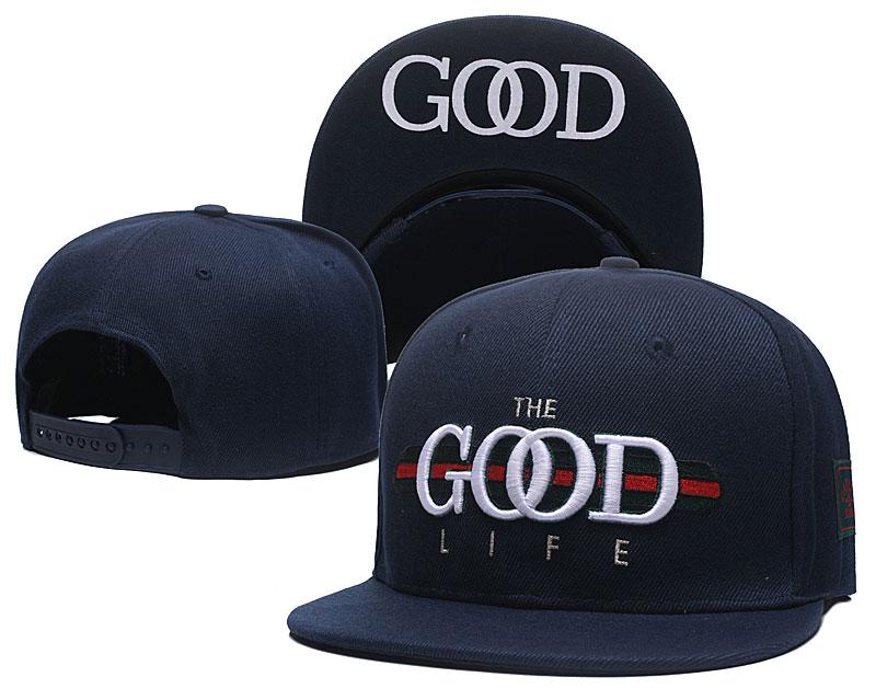 The Good Life Navy Fashion Adjustable Hat SG