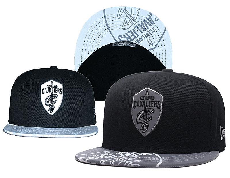 Cavaliers Reflective Logo Black Adjustable Hat GS