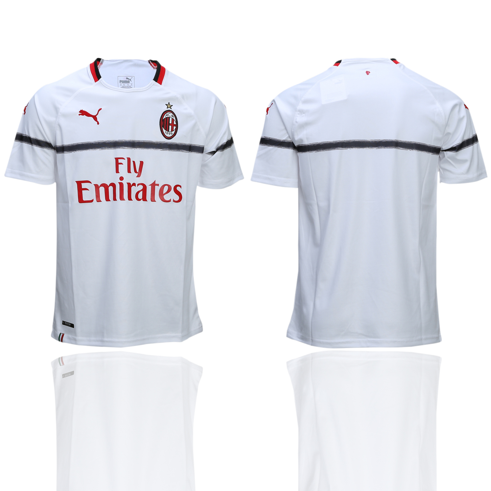 2018-19 AC Milan Away Thailand Soccer Jersey