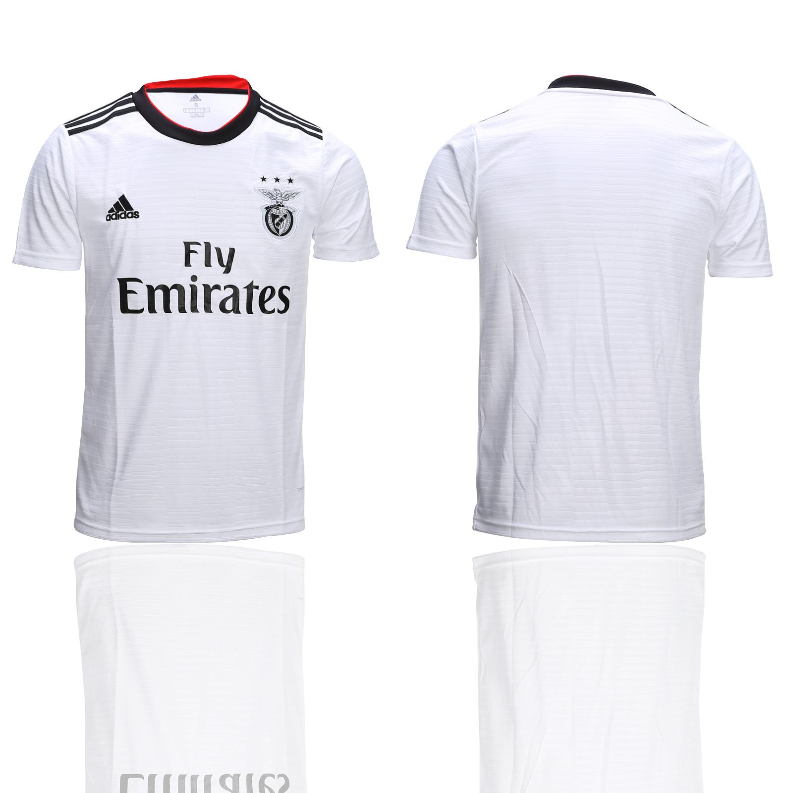 2018-19 Benfica Away Thailand Soccer Jersey