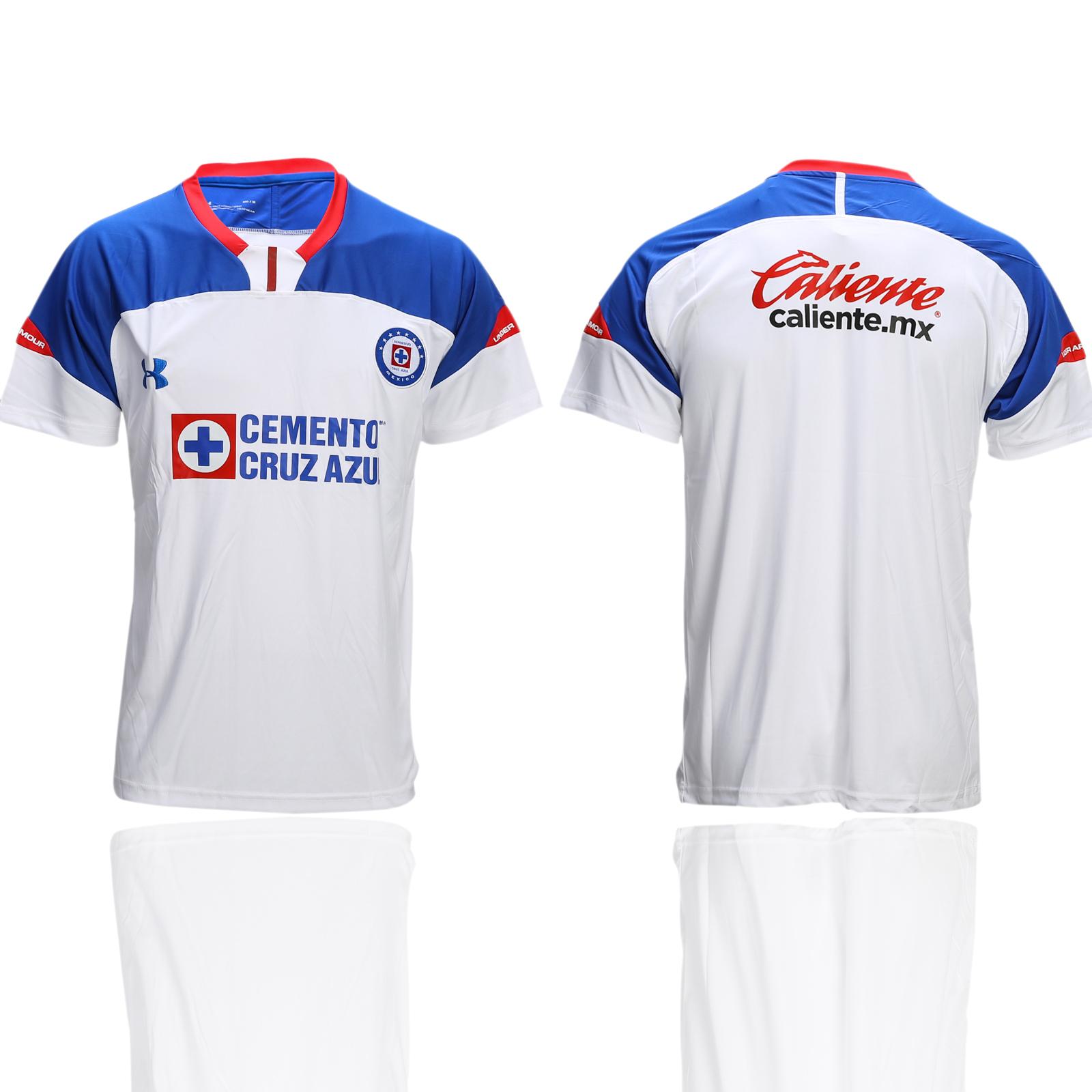 2018-19 Cruz Azul Away Thailand Soccer Jersey