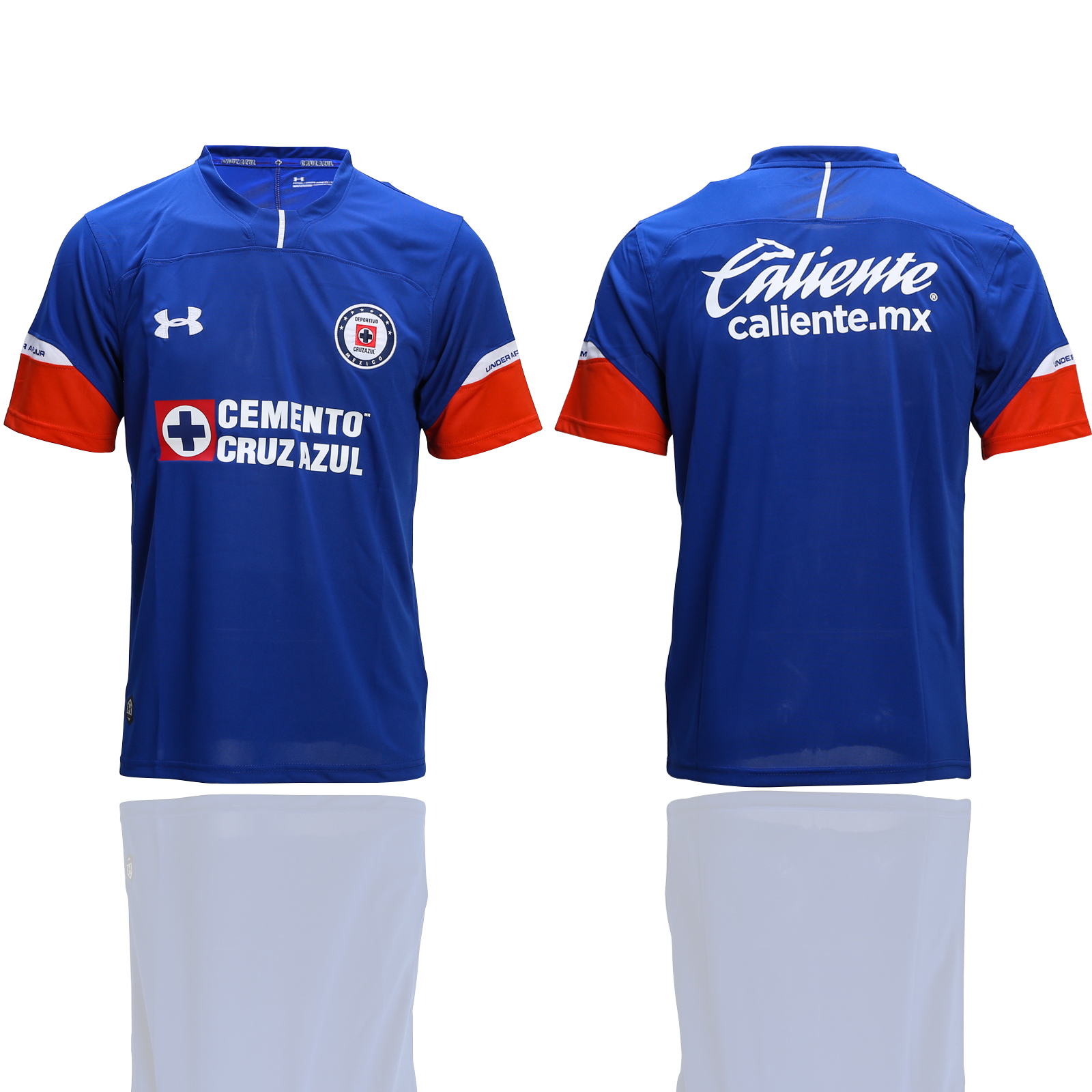 2018-19 Cruz Azul Home Thailand Soccer Jersey