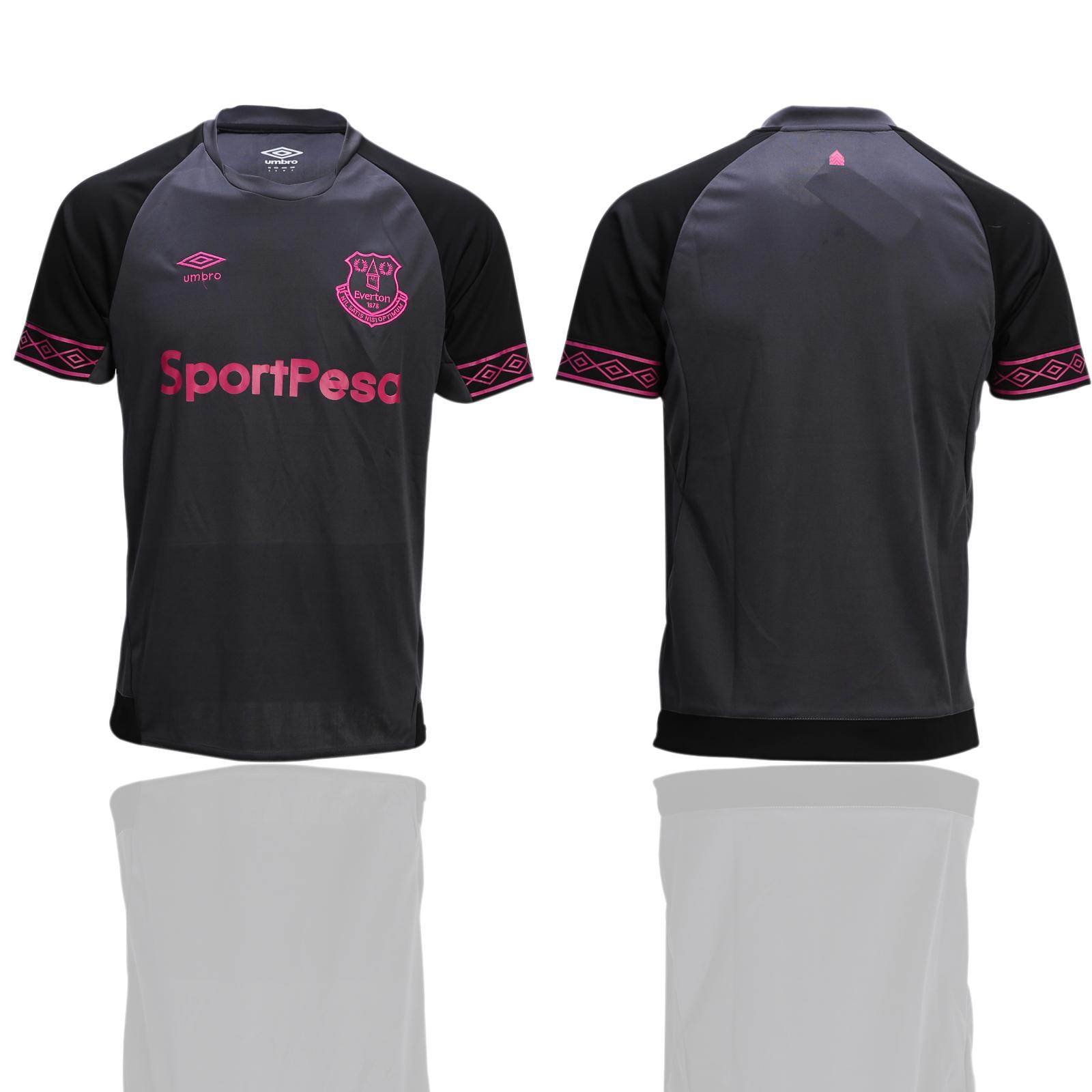 2018-19 Everton Away Thailand Soccer Jersey
