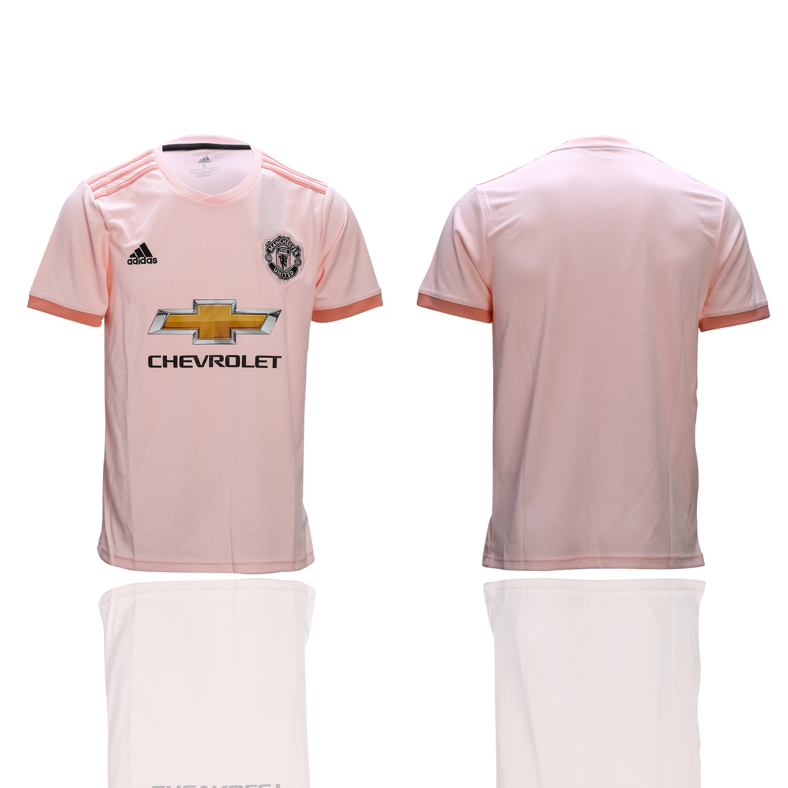 2018-19 Manchester United Away Thailand Soccer Jersey