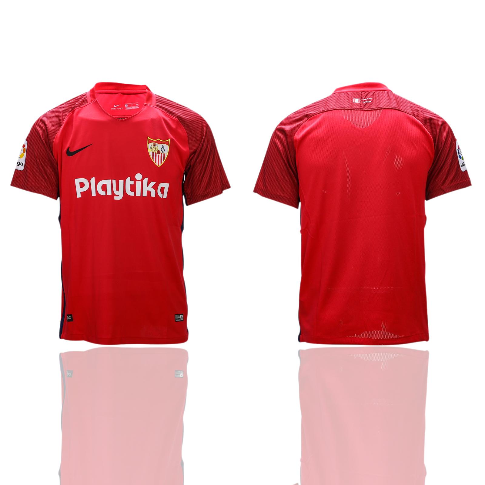 2018-19 Sevilla Away Thailand Soccer Jersey