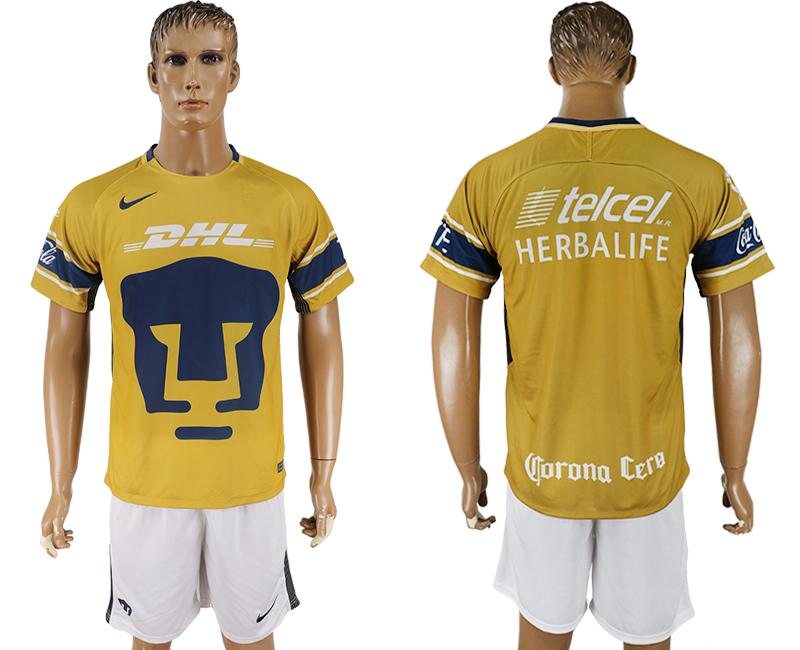 2018-19 Pumas UNAM Third Away Soccer Jersey