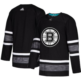 Bruins Black 2019 NHL All-Star Game Adidas Jersey