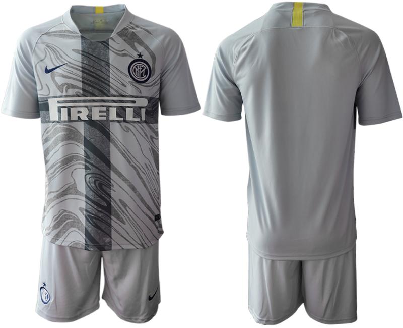 2018-19 Inter Milan Third Away Soccer Jersey