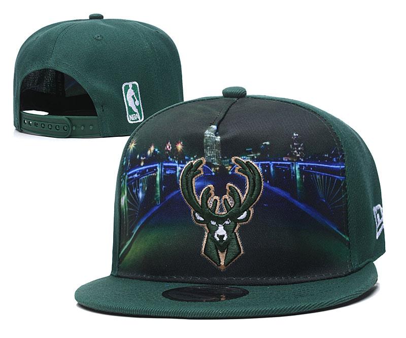 Mavericks Team Logo Green Adjustable Hat YD