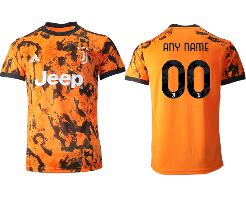 2020-21 Juventus Customized Third Thailand Soccer Jersey