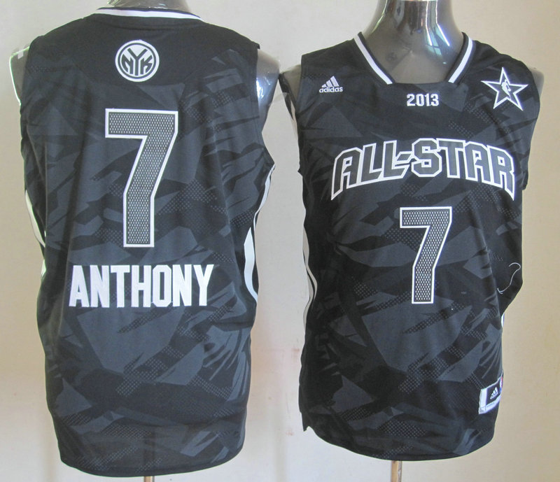 2013 All Star East 7 Anthony Black Jerseys