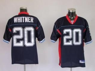 Bills 20 Donte Whitner Dark Blue Jerseys