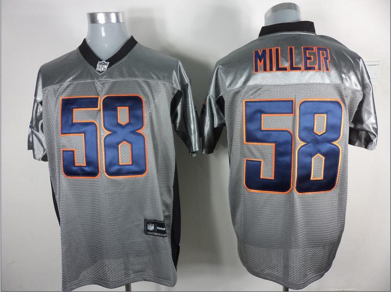 Brocons 58 Miller Grey Shadow Jerseys