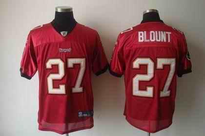 Buccaneers 27 Blount red Jerseys