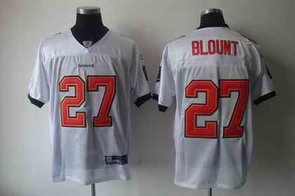 Buccaneers 27 Blount white Jerseys