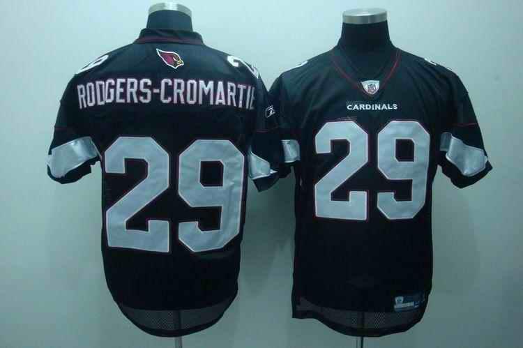 Cardinals 29 Dominique Rodgers-Cromartie black Jerseys