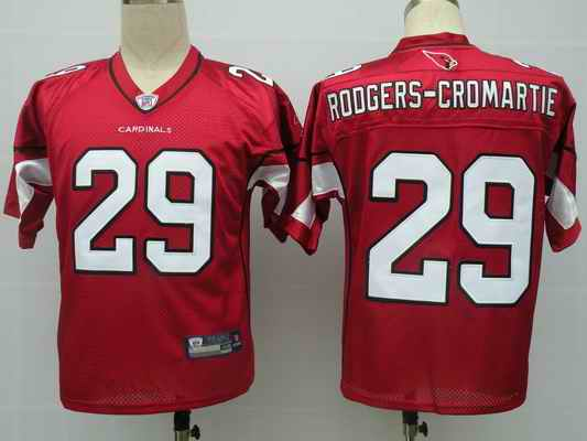 Cardinals 29 Dominique Rodgers-Cromartie red Jerseys