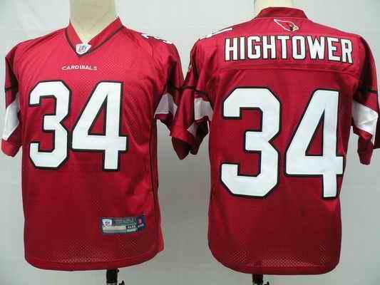 Cardinals 34 Hightower red jerseys