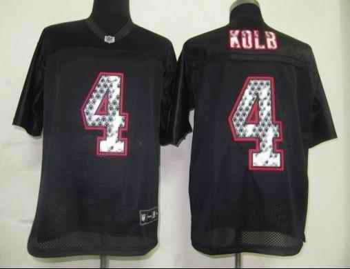 Cardinals 4 Kolb black united sideline Jerseys