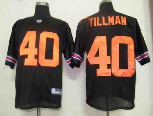 Cardinals 40 Tillman black Jerseys